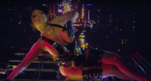 Nicki Minaj suelta dos nuevos videoclips para 'Chun-Li' y 'Barbie Tingz'