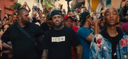 Jaden Smith comparte el vídeo de 'ICON (Remix)' junto a Nicky Jam