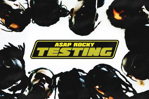 Escucha aquí ya 'Testing', el nuevo y esperado álbum de A$AP Rocky