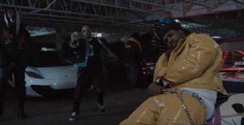 Joey Bada$$, A$AP Ferg y Powers Pleasant llegan con 'Pull Up'