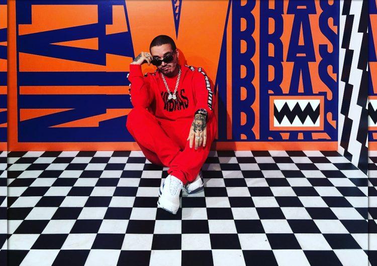 J Balvin estrena un nuevo disco que lleva por nombre 'Vibras'