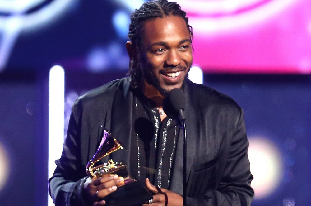 Kendrick Lamar gana 6 premios en los 2018 Billboard Music Awards