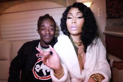 Lil Uzi Vert le propone a Nicki Minaj huir con él a través de Instagram