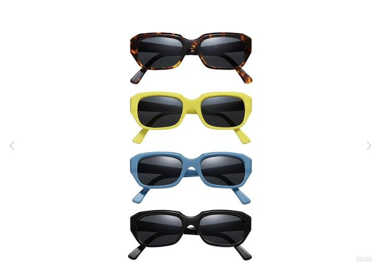 q - Así son las gafas de sol del nuevo drop de Supreme