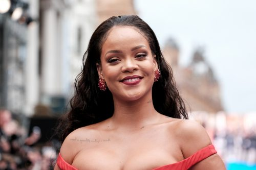 Rihanna está preparando un álbum de reggae