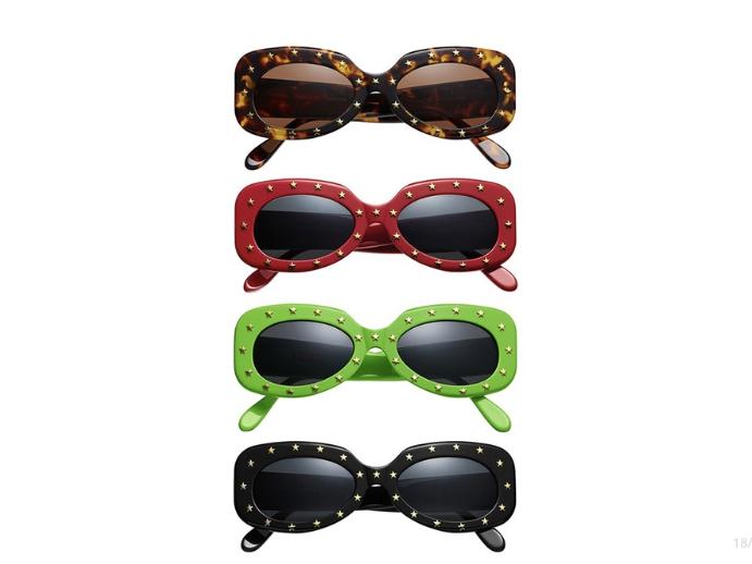 t - Así son las gafas de sol del nuevo drop de Supreme