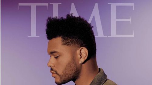 The Weeknd protagoniza la siguiente edición de la revista TIME