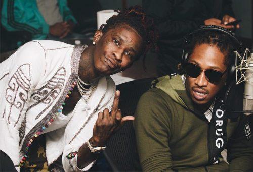 Young Thug y Future aseguran tener tatuados el nombre del otro