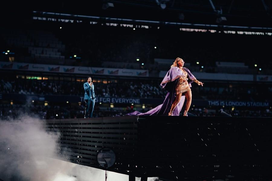 'On The Run II' tour tendrá cambios por el último disco de JAY-Z y Beyoncé