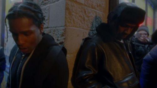 A$AP Rocky y Skepta vuelven a sus orígenes en 'Praise The Lord'