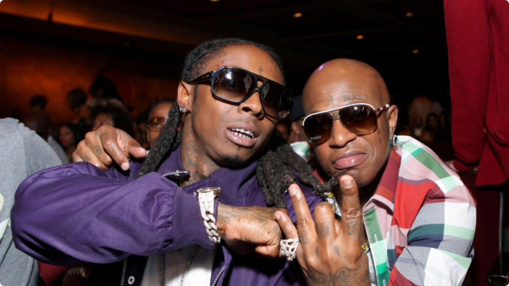 Birdman y Lil Wayne van juntos al estudio tras resolver sus problemas