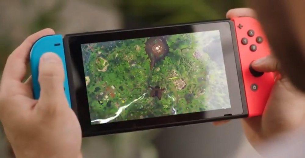 Fortnite asalta Nintendo Switch y triunfa con el torneo de celebridades