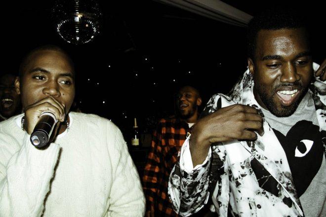 Kanye West revela sus producciones para el esperadísimo próximo álbum de Nas