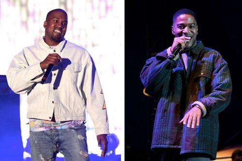 Kanye West y Kid Cudi estrenan 'Kids see ghosts' en L.A.