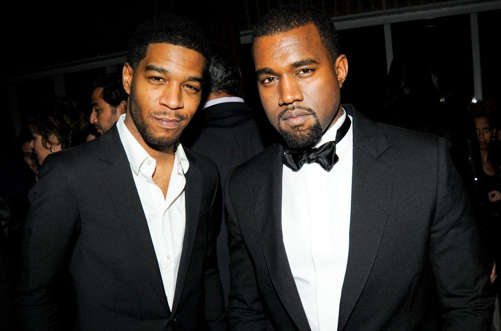 Así luce la curiosa portada del álbum que comparten Kid Cudi y Kanye West