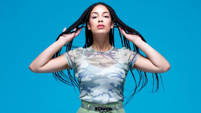Escucha aquí el álbum debut de Jorja Smith 'Lost & Found'