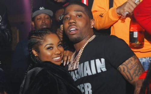 La hija de Lil Wayne arrestada junto a su novio YFN Lucci