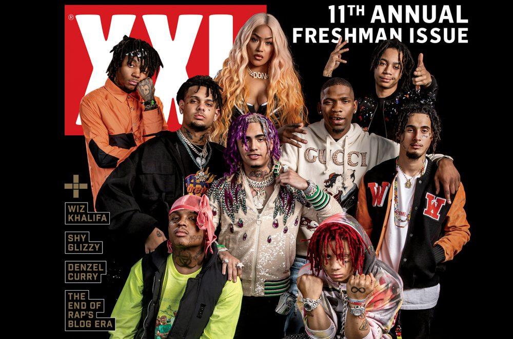 Ya está aquí la 'XXL Freshman Class' de 2018 con Lil Pump, Trippie Redd y más