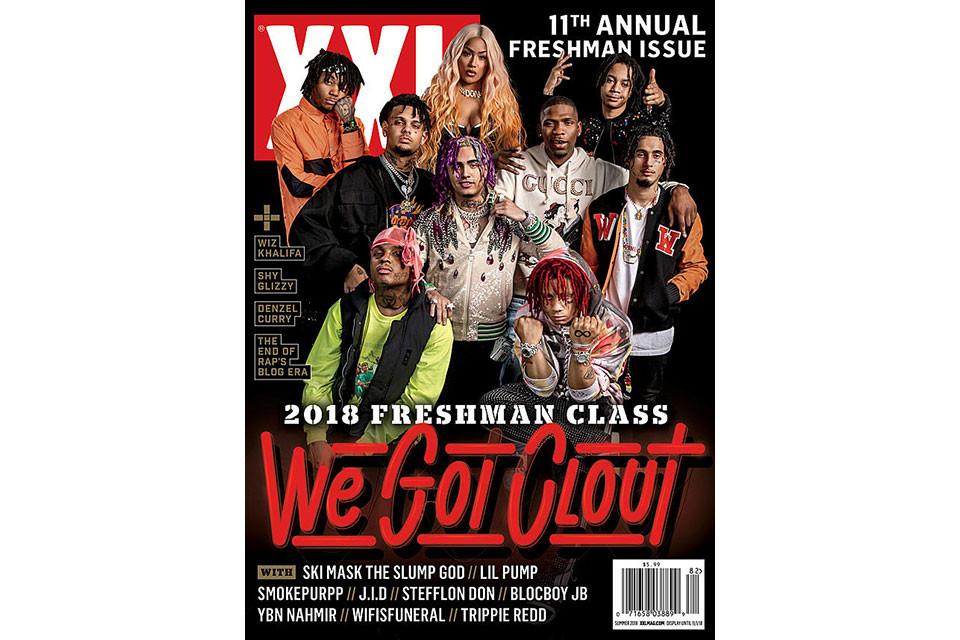 xxl freshman class 2018 01 960x640 - Ya está aquí la 'XXL Freshman Class' de 2018 con Lil Pump, Trippie Redd y más