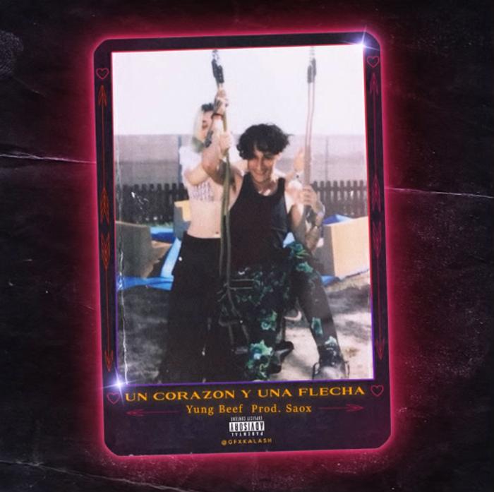 Yung Beef nos da nuestra dosis de 'El Plugg' con 'Un Corazón y Una Flecha'