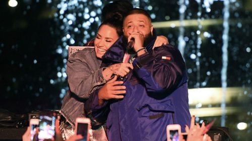 DJ Khaled envía un mensaje de apoyo a Demi Lovato tras su hospitalización