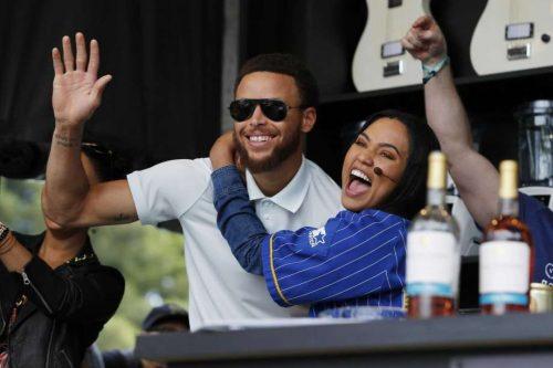Stephen Curry y su mujer Ayesha dan la bienvenida a su tercer hijo