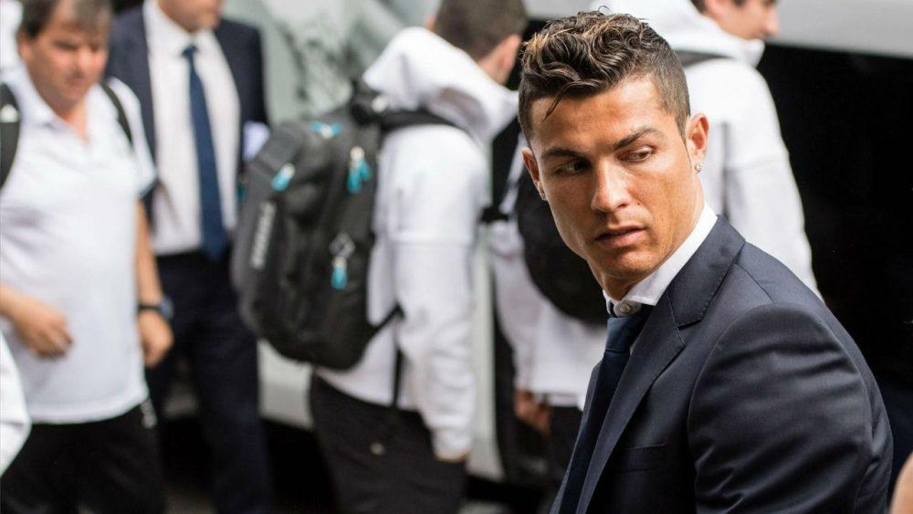 Cristiano Ronaldo pacta con Hacienda para evitar su ingreso en prisión