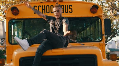 Lil Skies y Rich The Kid te enseñan a «ligar» en el clip de 'Creeping'