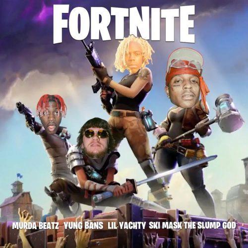 Murda Beatz presume de squad en 'Fortnite' con Ski Mask the Slump God, Lil Yachty y Yung Bans