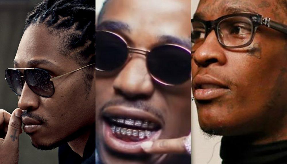 Future, Young Thug y Quavo forman un equipo de lujo en 'Upscale'