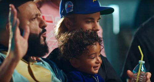 DJ Khaled, Justin Bieber, Chance the Rapper y Quavo juntos en 'No Brainer'