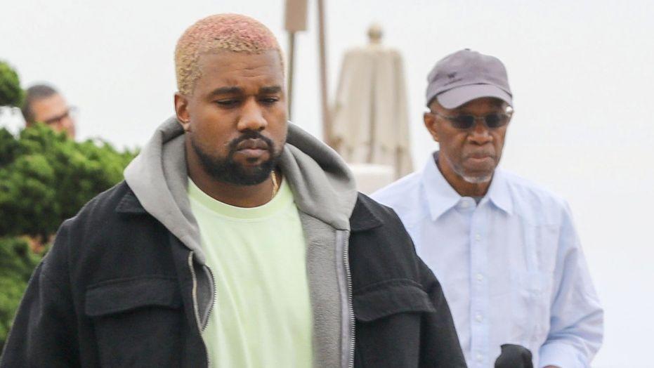 Diagnostican un cáncer de próstata al padre de Kanye West