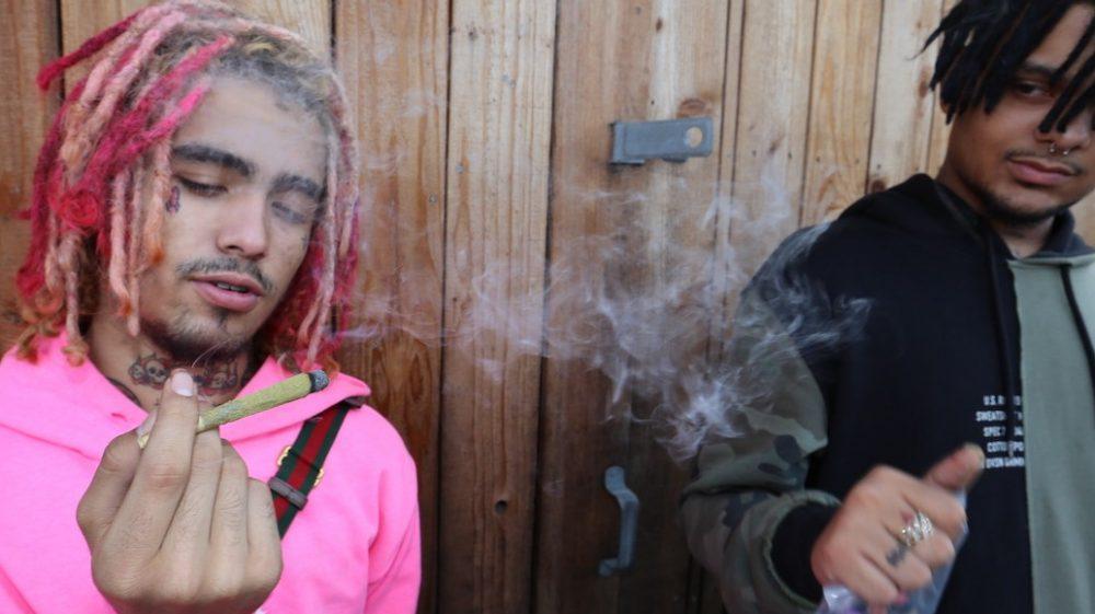 Smokepurpp y Lil Pump, los superhéroes de moda, presentan 'Nephew'