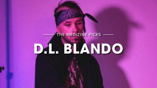 D.L. Blando: lo oscuro, la nostalgia y la morriña hechos música