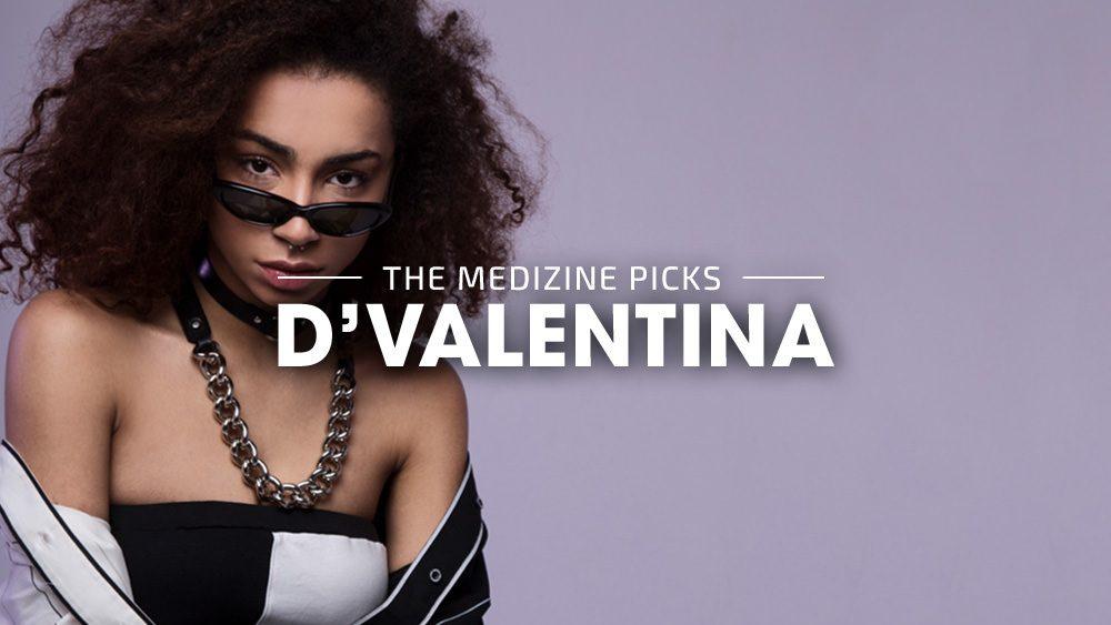 D'Valentina: una de las nuevas voces femeninas de la escena urbana