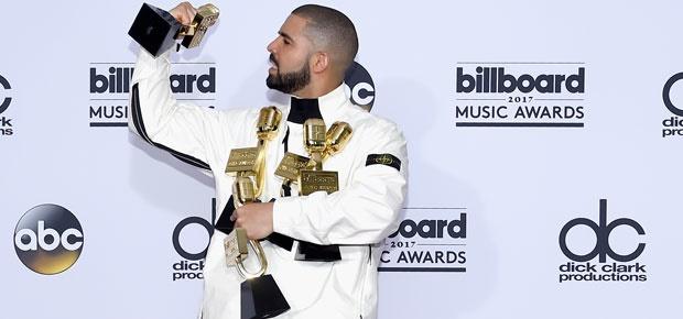 Drake se convierte en el rapero con más números 1 en la historia de Billboard