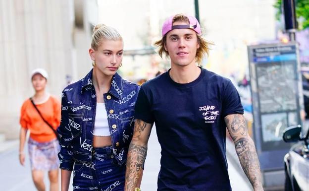 Justin Bieber le pide matrimonio a Haley Baldwin en las Bahamas