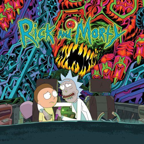 Rick & Morty soltarán un disco a modo de soundtrack con 26 canciones