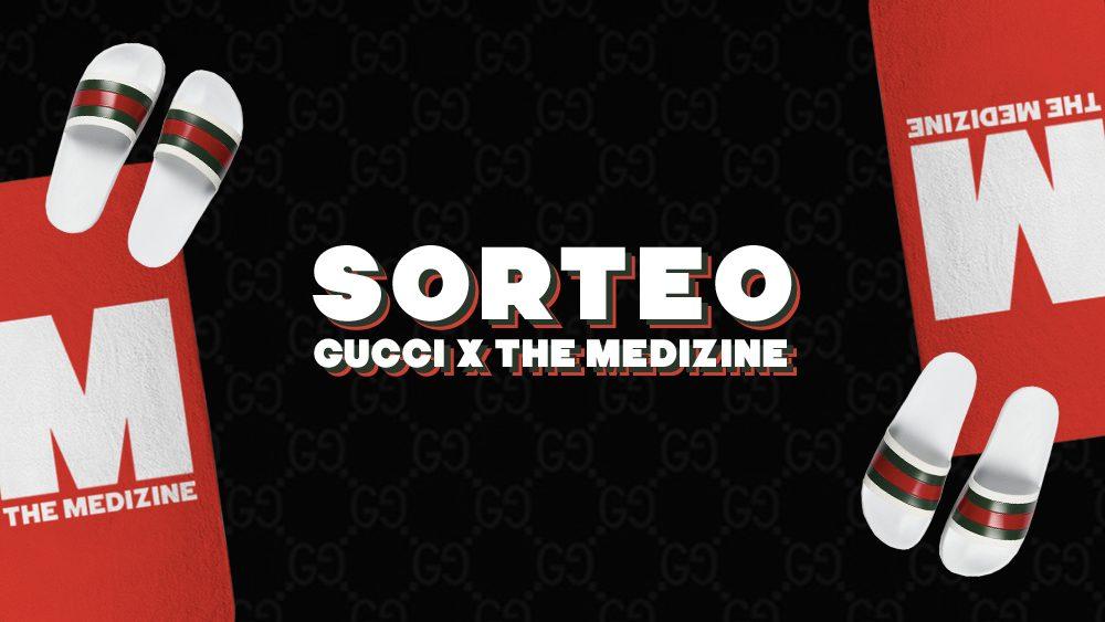 ¡Participa en nuestro sorteo Gucci x The Medizine!
