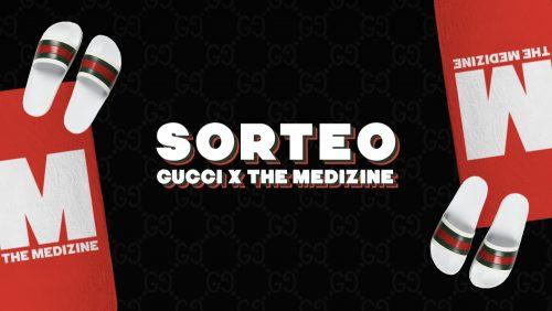 ¡Tenemos al ganador de nuestro sorteo Gucci x The Medizine!