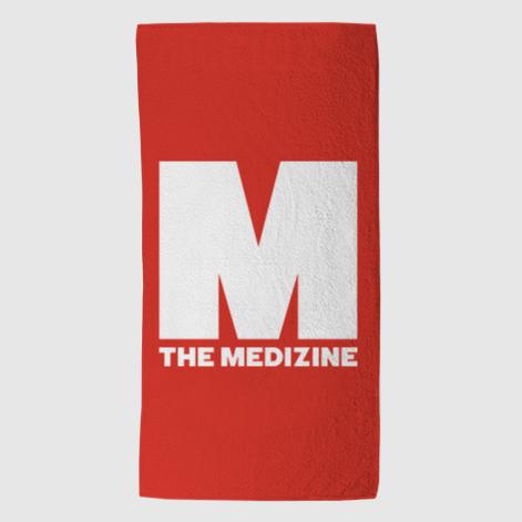 toalla the medizine 1 - ¡Participa en nuestro sorteo Gucci x The Medizine!