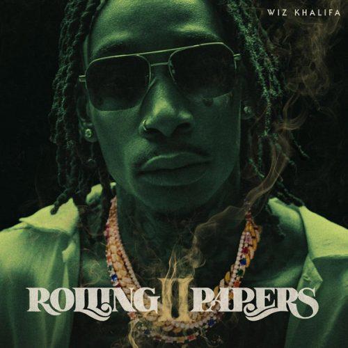 Por fin se encuentra disponible 'Rolling Papers 2' de Wiz Khalifa