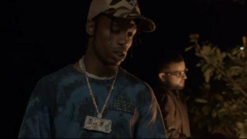 En plena ola de memes Nav y Travis Scott sueltan el clip de 'Champion'