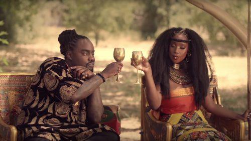 Wale y Jacquees viven una aventura top en el clip de 'Black Bonnie'