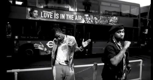 Young Thug y Reese LaFlare vuelan a Londres en 'Nosebleeds'