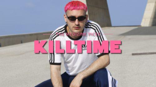 KillTime: Nuevas formas, nuevos sabores y nuevos colores