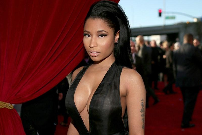 Nicki Minaj vuelve a retrasar 'Queen' por segunda vez