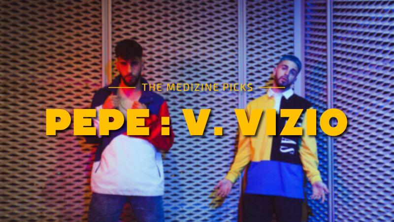 Pepe y V. Vizio: fusión de estilos, fuerza y talento andaluz