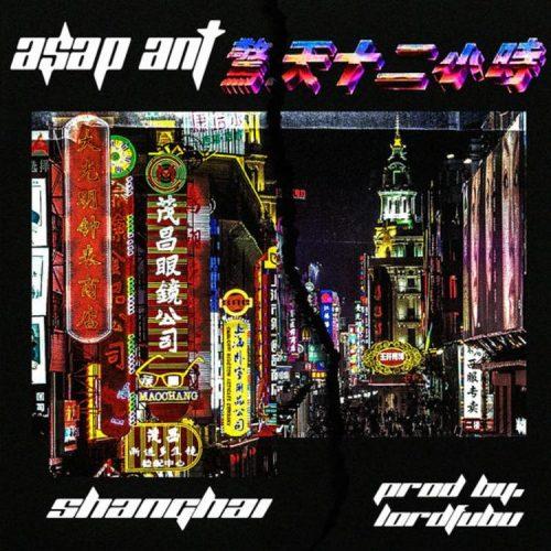 shangai 500x500 - A$AP Ant sigue con la racha positiva en el visual de 'Shangai'
