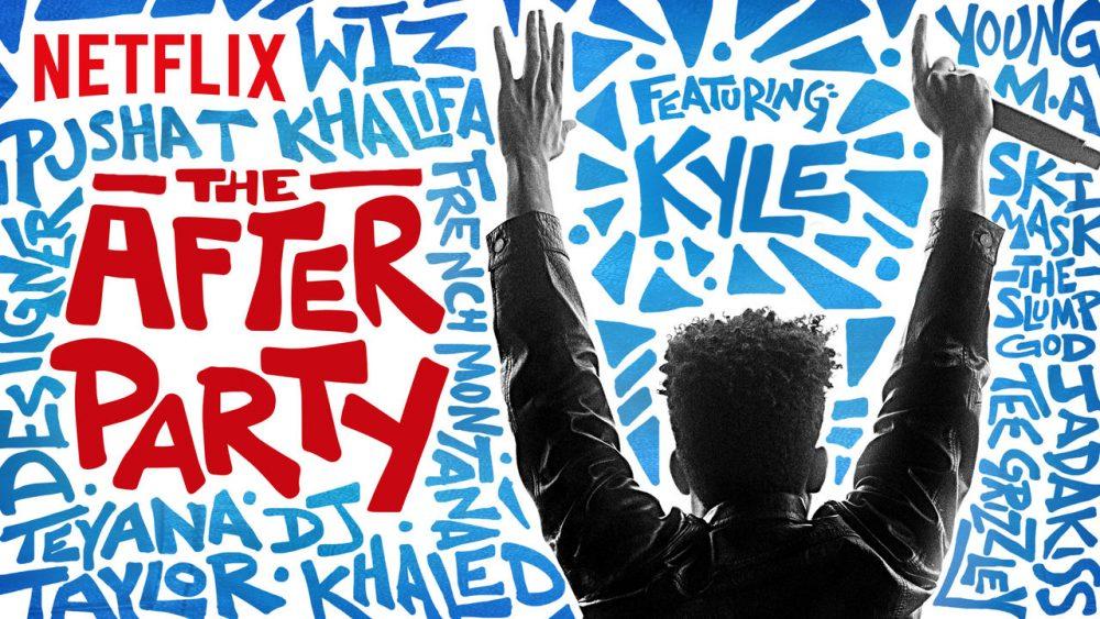 Media escena del hip-hop hace presencia en el tráiler de 'The After Party'